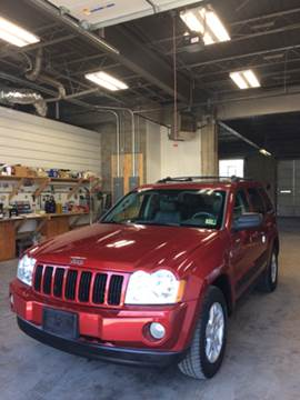2006 Jeep Grand Cherokee for sale at Village Auto Center INC in Harrisonburg VA