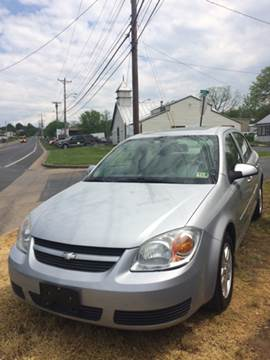 2005 Chevrolet Cobalt for sale at Village Auto Center INC in Harrisonburg VA