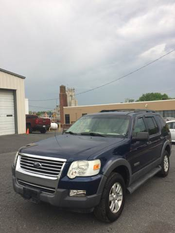 2006 Ford Explorer for sale at Village Auto Center INC in Harrisonburg VA
