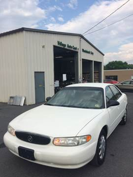 2005 Buick Century for sale at Village Auto Center INC in Harrisonburg VA