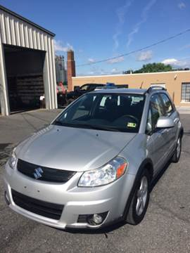 2008 Suzuki SX4 Crossover for sale at Village Auto Center INC in Harrisonburg VA