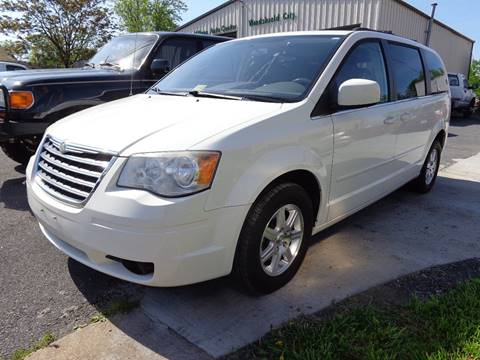 2008 Chrysler Town and Country for sale in Harrisonburg, VA