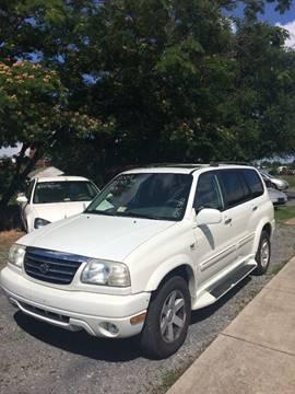 2002 Suzuki XL7 for sale in Harrisonburg, VA