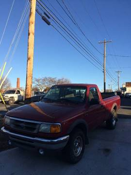 1997 Ford Ranger for sale at Village Auto Center INC in Harrisonburg VA