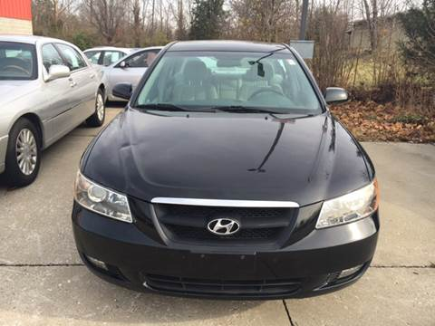 2006 Hyundai Sonata for sale in Carbondale, IL