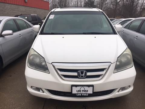 2007 Honda Odyssey for sale in Carbondale, IL