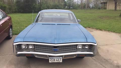 1969 Chevrolet Malibu for sale in Carbondale, IL
