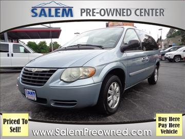 2006 Chrysler Town and Country for sale in Salem, VA