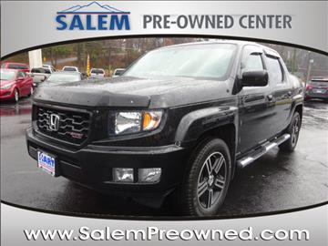 2014 Honda Ridgeline for sale in Salem, VA