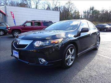 2012 Acura TSX for sale in Salem, VA