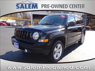 2012 Jeep Patriot for sale in Salem, VA