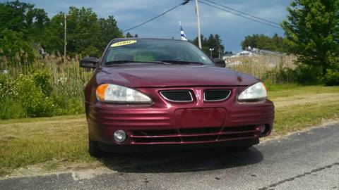 2001 Pontiac Grand Am for sale in Londonderry, NH
