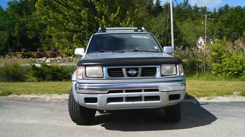 2000 Nissan Frontier for sale in Londonderry, NH