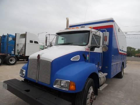 2007 Kenworth Slickline Truck