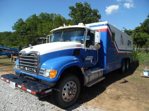 2005 Mack Wireline Call for Options