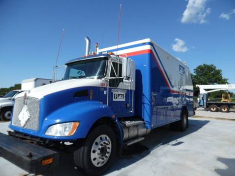 2009 Kenworth E-Line Call for Options for sale in Lone Grove, OK