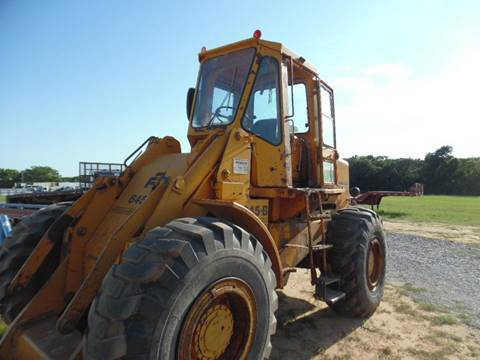 1979 Fiatallis 645B front end loader for sale in Lone Grove, OK
