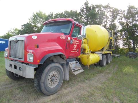 2009 International Cement Truck for sale in Lone Grove, OK