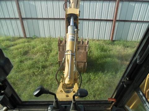 1998 New Holland 555E Extend-a-hoe