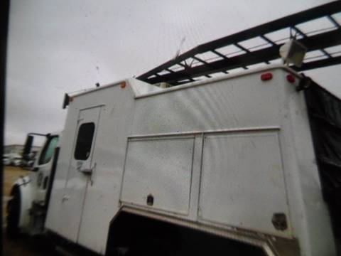 2007 Freightliner Quick Rig Gulf Coast Mast for sale in Lone Grove, OK