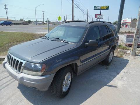 2002 Jeep Grand Cherokee for sale in Lone Grove, OK
