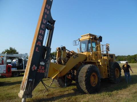 1989 Caterpillar 980C Front end loader for sale in Lone Grove, OK