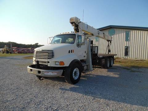 2007 National 800D Sterling chassis for sale in Lone Grove, OK