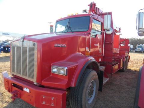 2002 Kenworth T800 for sale in Lone Grove, OK