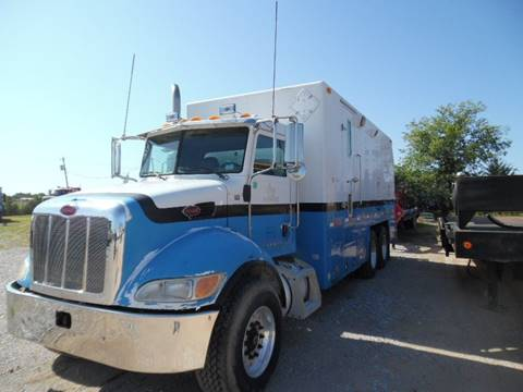 2007 Peterbilt Synergy Wire line Synergy for sale in Lone Grove, OK