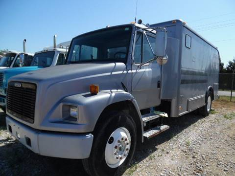 1997 Freightliner Gearheart wire line for sale in Lone Grove, OK