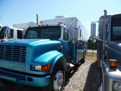 1999 International wire line for sale in Lone Grove, OK