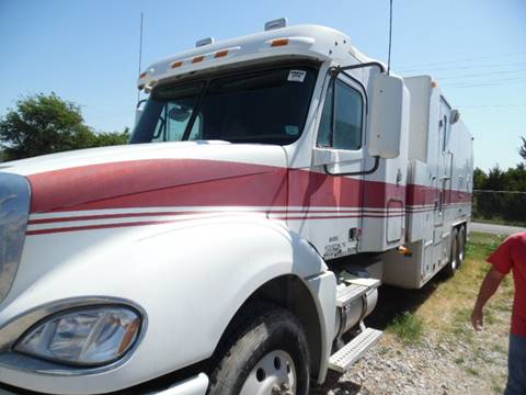 2007 Freightliner Synergy wire line for sale in Lone Grove, OK