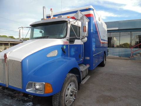 2007 Kenworth Wire Line Truck for sale in Lone Grove, OK