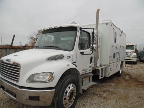 2006 Freightliner Business class M2 for sale in Lone Grove, OK