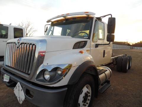 2011 International 7400 for sale in Lone Grove, OK