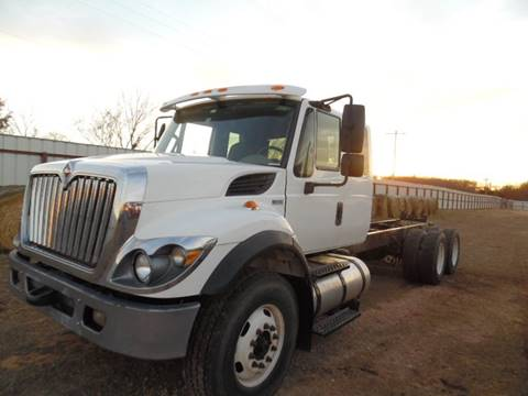 2012 International 7400 for sale in Lone Grove, OK
