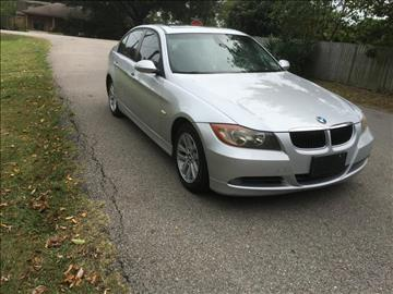 2006 BMW 3 Series for sale at Demetry Automotive in Houston TX