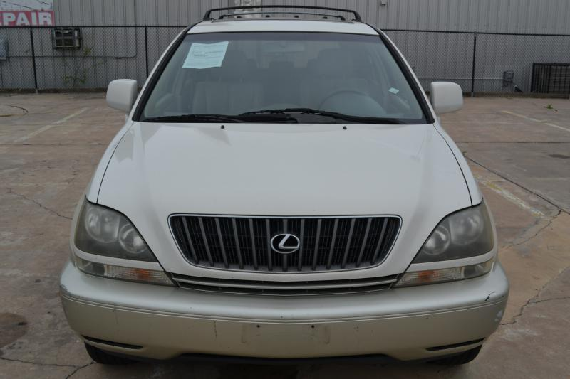 1999 Lexus RX 300 for sale at Demetry Automotive in Houston TX