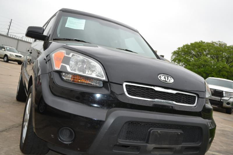 2011 Kia Soul for sale at Demetry Automotive in Houston TX