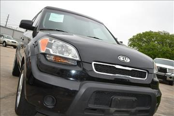 2011 Kia Soul for sale at Demetry Automotive in Houston TX