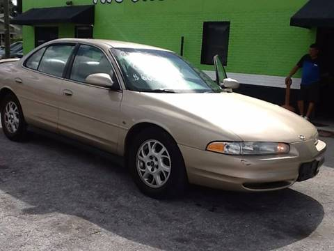 2002 Oldsmobile Intrigue for sale in Tampa, FL