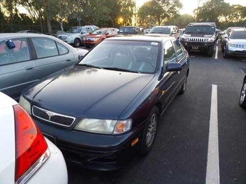 1999 Infiniti G20 for sale in Tampa, FL