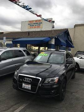 2010 Audi Q5 for sale in Upland, CA