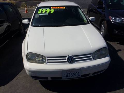 2002 Volkswagen Golf for sale in Upland, CA
