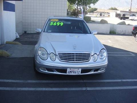2004 Mercedes-Benz E-Class for sale in Upland, CA