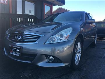 2011 Infiniti G25 Sedan for sale in Lindenhurst, NY
