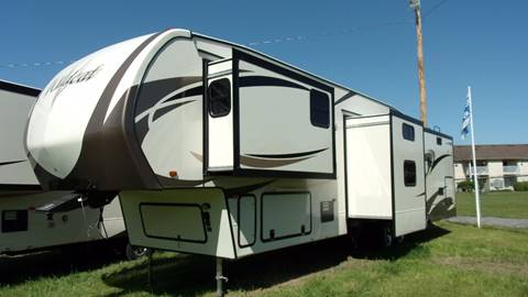 2018 Forest River Wildcat 383 MB Fifthwheel! for sale in Elkhart, IN