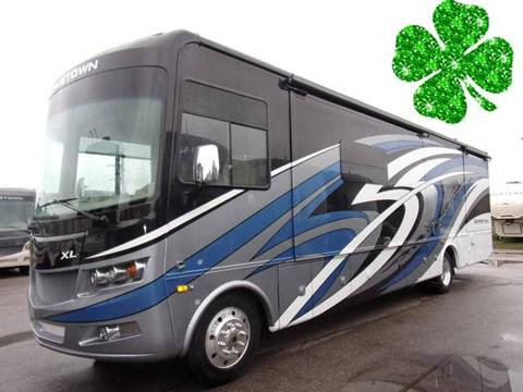 2020 Forest River Georgetown XL 378 for sale at TOTAL VALUE RV in Elkhart IN