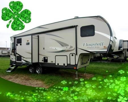 2020 Forest River Flagstaff 526 KSWS for sale at TOTAL VALUE RV in Elkhart IN
