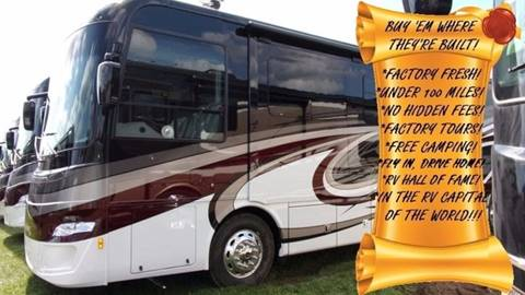 2017 Forest River Berkshire XL 40 BH for sale in Elkhart IN